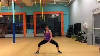 Tacata Zumba Choreography