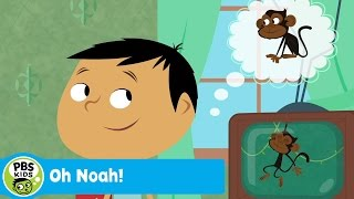 OH NOAH! | Monkey Business | PBS KIDS