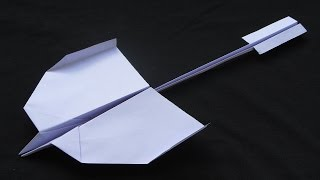How to make a paper airplane - BEST paper airplanes - paper planes that FLY FAR . Martin