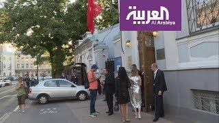 روسيا2018 | السفارة التونسية تحتفي ببعثة المنتخب