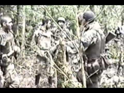 COMBATE DE TIWINZA OPERACIONES MILITARES DEL ALTO CENEPA 1995 I