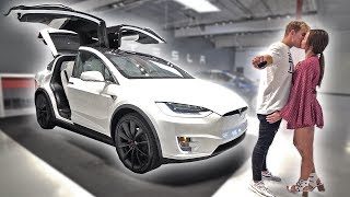 I BOUGHT A TESLA FOR OUR FAMILY (WIFE SURPRISE)