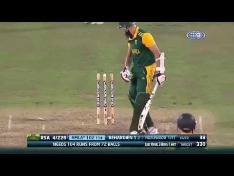 Highlights: Australia take a 2-1 lead