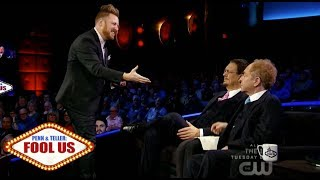 Penn & Teller Fool Us // John Michael Hinton
