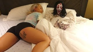 The RING SCARE PRANK On GIRLFRIEND!!!