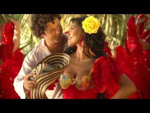 Video Musical La Pollera Colora HD