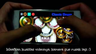 jkt48 hatsukoi butterfly cinta pertama butterfly classic drum cover
