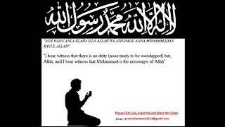 English Lecture: Shiasm Series 5- History of Shiasm