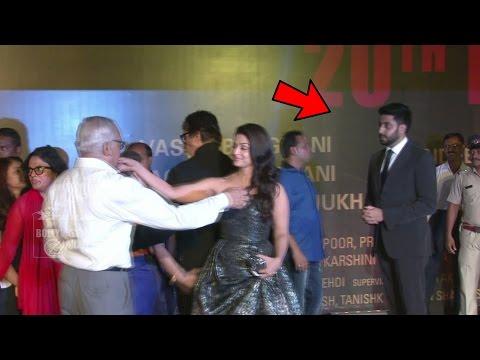 Xxx Mp4 Aishwarya Rai IGNORES Hubby Abhishek Bachchan Sarbjit Special Screening 3gp Sex