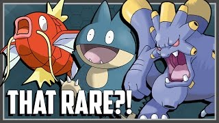 Top 10 Rarest Things in Pokemon!
