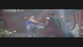 Street Fighter (1994) - Final Fight Redux - Van Damme vs Raul Julia (HD)