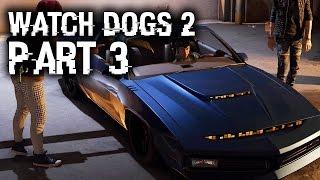 تختم لعبة Watch Dogs 2 Arabic بالترجمة العربية الحلقة #3   Watch Dogs 2 Gameplay Walkthrough Part 3
