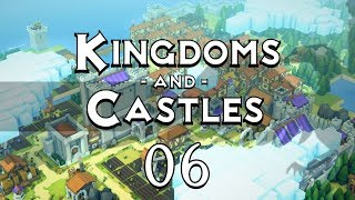 KINGDOMS AND CASTLES #06 DEFEAT - Gameplay / Let
