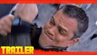Jason Bourne (2016) Nuevo Tráiler Oficial Español