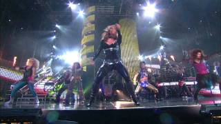 Britney Spears - Toxic (Dance Break, Onxy Hotel Live from Miami)