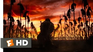 Dracula Untold (1/10) Movie CLIP - Vlad the Impaler (2014) HD