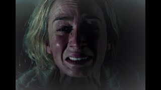 A QUIET PLACE    EVELYN ABBOTT GIVING BIRTH TO BABY FULL SCENE    HD    EMILY BLUNT