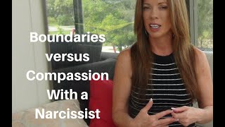 How To Lay Boundaries With A Narcissist By Detaching
