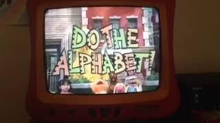 Closing to Sesame Street: Do the Alphabet 1996 VHS