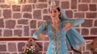 Persian Classical Dance with Farima Berenji and Sedat Anar