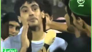 تصريح حسين عبد الغني بعد الكف يامسكين هههه