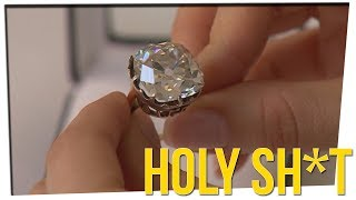 Woman Finds Out $13 Ring She Bought Is Worth $500k! ft. DavidSoComedy