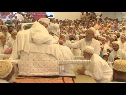 Nass Raudat Tahera 19th Rajab 1432 Part 1