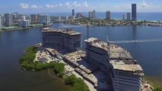 Prive at Island Estates Drone Video