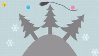 I cleared Winter Holiday Event's stage 48 on Brain Dots! http://braindotsapp.com #BrainDots #...
