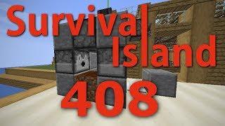 Minecraft- Survival Island [408] EVERYTHING IS BROKEN