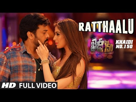 Ratthaalu Full Video Song ||