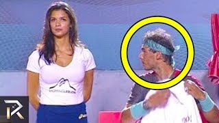 10 Times Athletes Got Distracted During Competition