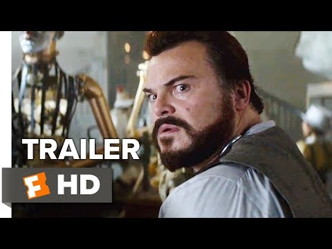 Xxx Mp4 The House With A Clock In Its Walls Trailer 1 2018 Movieclips Trailers 3gp Sex