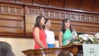 Fy Angor  Triawd Awel, Marial a Lindsey