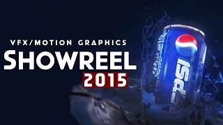 VFX AND MOTION GRAPHICS SHOWREEL 2015 - ANDREE SASCHA