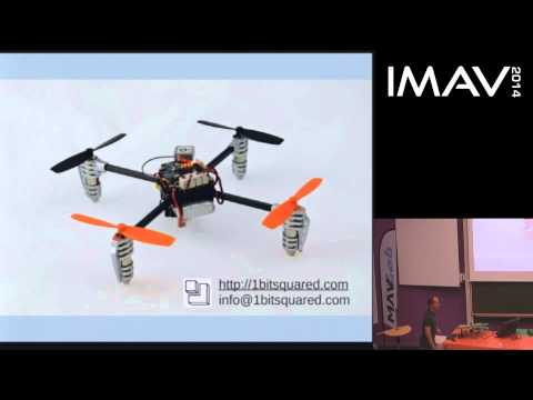 IMAV 2014 Presentations - Bart Remes