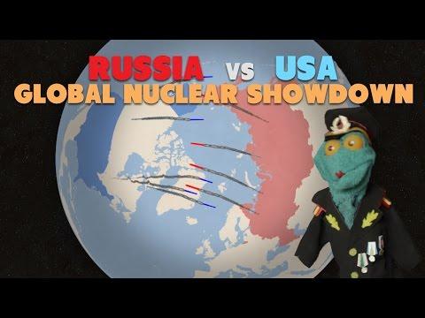Xxx Mp4 Russia V USA Global Nuclear Showdown 2017 3gp Sex