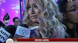 ALAMIN: Alas ni Denise Laurel sa pagkapanalo sa