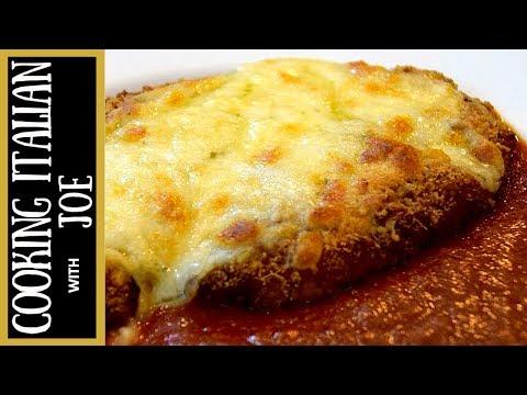 Chicken Pamesan Recipe Cooking Italian with Joe