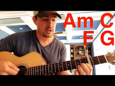 Simple | Florida Georgia Line | Beginner Guitar Lesson