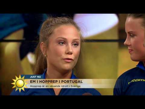 Xxx Mp4 Spana In EM Tjejernas Spektakulära Hopprepsshow Nyhetsmorgon TV4 3gp Sex