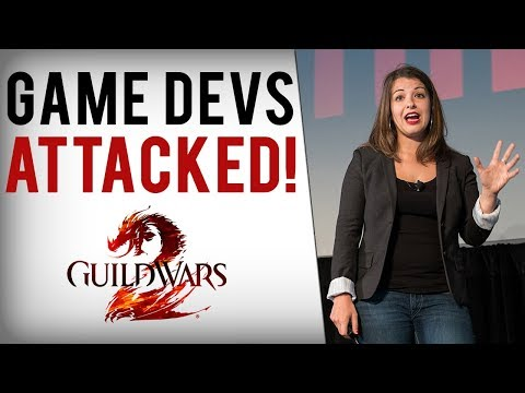 Anita Sarkeesian Attacks ArenaNet CEO For Defending Decision To Fire Guild Wars 2 Writers
