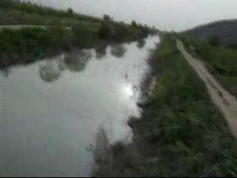 Gürsu Bursa paramotor YP inişalanı kanal turu