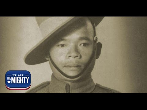 A one-armed Gurkha fought off 200 Japanese soldiers with a bolt-action rifle