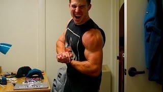 SHOULDER WORKOUT FOR SIZE | Natural Teen Bodybuilder