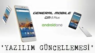 General Mobile GM 5 Plus'ta Yazılım Güncellemesi Nasıl Yapılır?