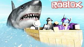 Roblox Adventures / JAWS / Monster Shark Attack!