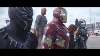 Captain America Civil War Tribute - War Of Change