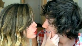 Taylor Swift - I Knew You Were Trouble - Music Video Parody (With Lyrics) Haylor