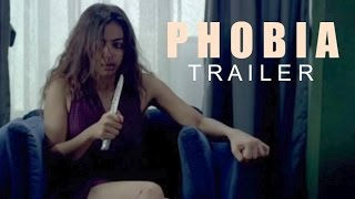 Phobia  (Horror Movie) Trailer 2016 ft Radhika Apte